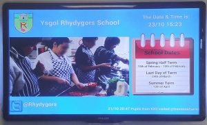 Rhydygors School - Carmarthenshire